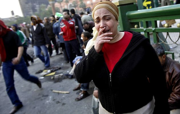 Violence in Cairo