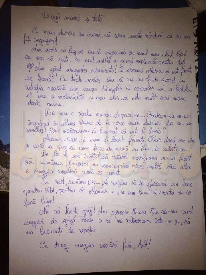 scrisoare de citit ;)