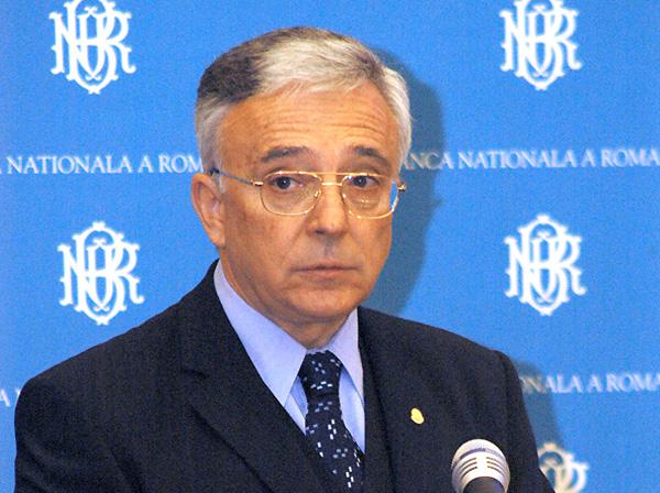 guvernatorul-BNR-Mugur-Isarescu