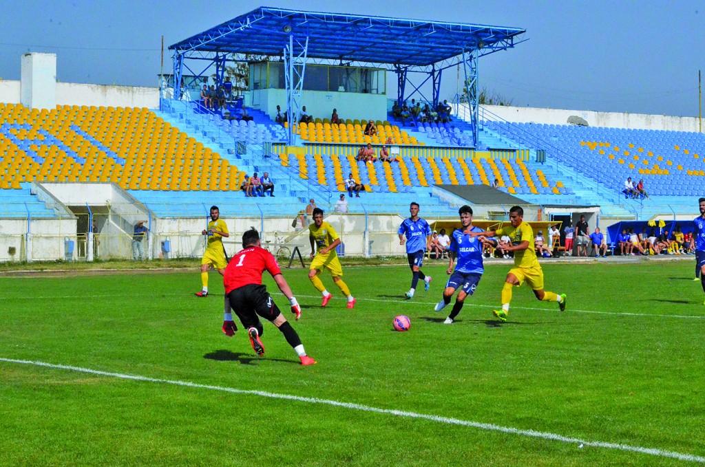 Amical Olimpia - FC Zalau (129) ---