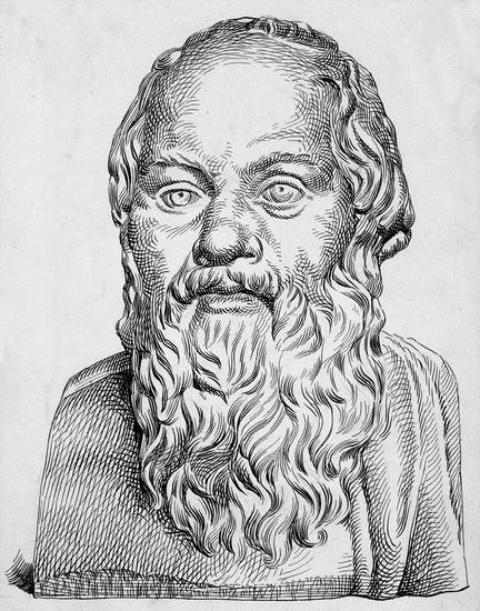 Socrates n. 470 +«.Chr. GÇô d. 7 mai 399 +«.Chr.