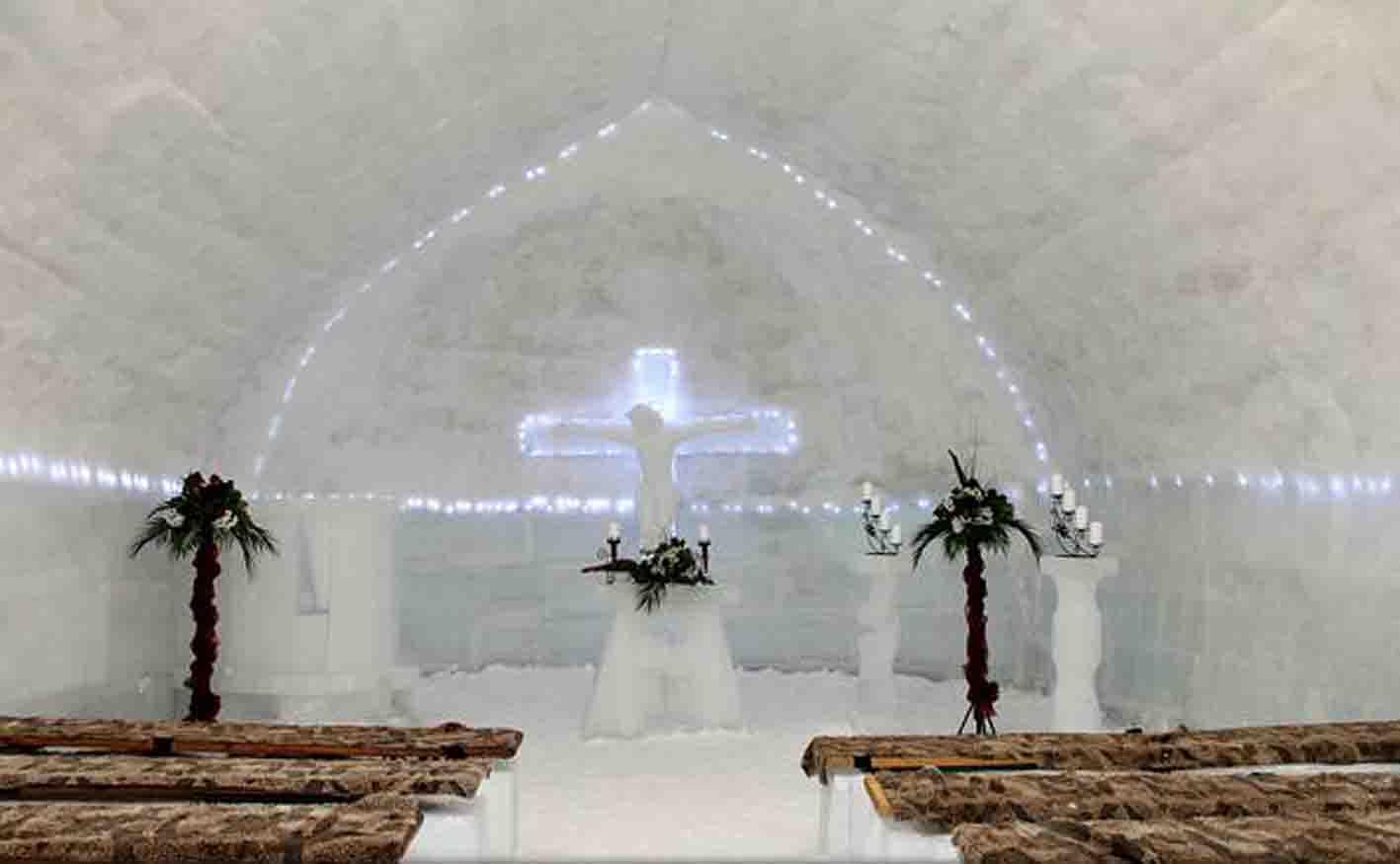 biserica de gheata