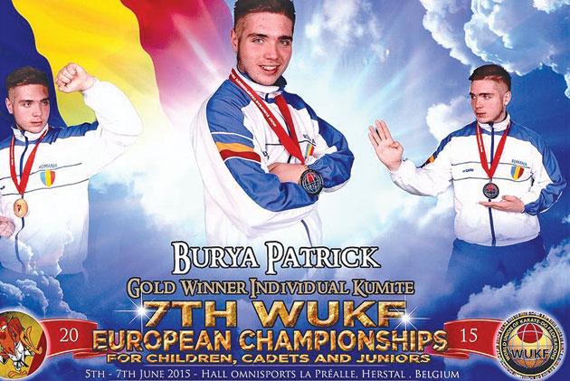 Patrick-Burya