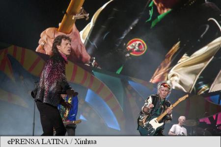 Rolling Stones la toamna