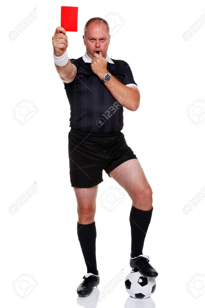 10566595-Full-length-photo-of-a-football-or-soccer-referee-showing-you-the-red-card-for-a-sending-off-isolate-Stock-Photo
