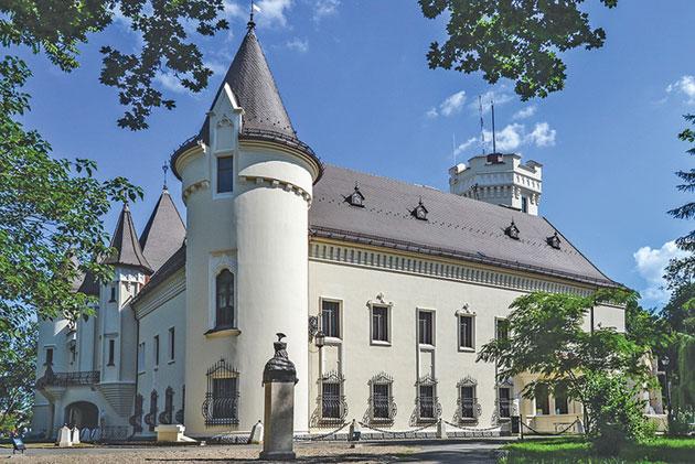 Castel-Karoly-Carei
