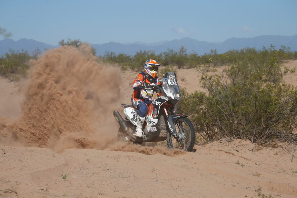 during the Dakar 2016 Argentina, Bolivia, Etape 9 / Stage 9, Belen - Belen, from January 12, 2016 - Photo Frederic Le Floc'h / DPPI