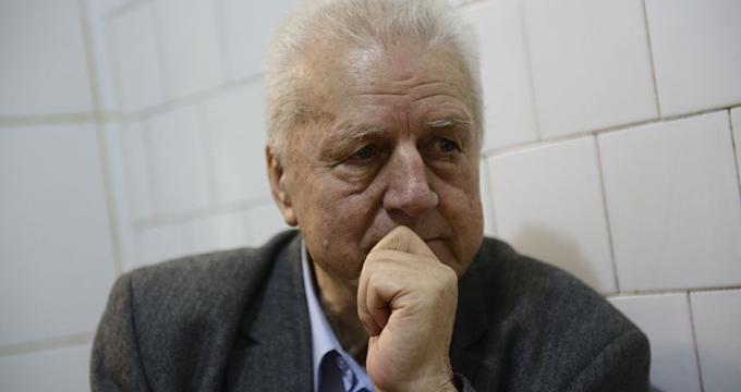Jean Padureanu, acorda un interviu cotidianului Gazeta Sporturilor in Bucuresti. 09.01.2014