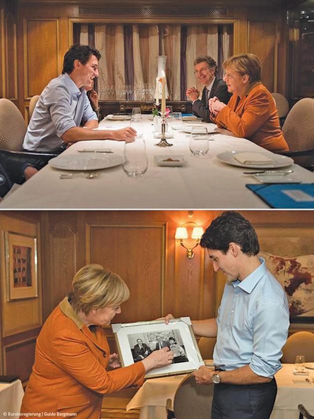 Trudeau-si-Merkel