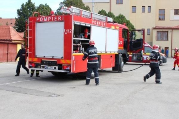 pompieri voluntari