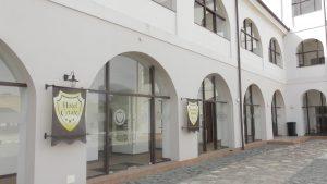 Hotel Cetate 84