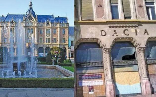 Hotel-Dacia