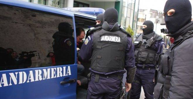 Jandarm injunghiat