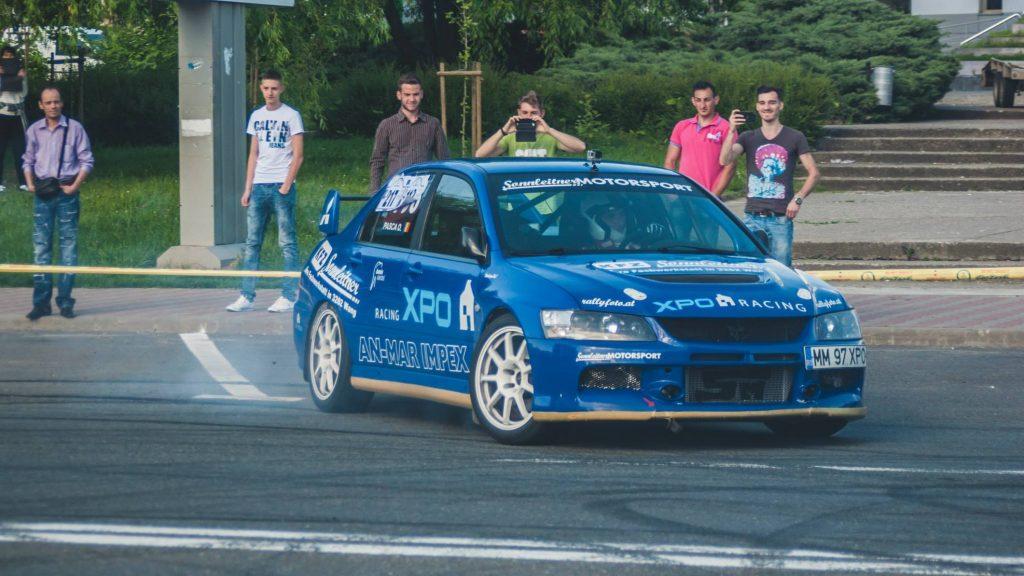 Rally Baia Mare 1