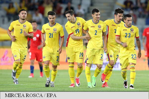 Romania invinge Chile