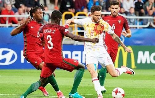 Spania - Portugalia 3-1