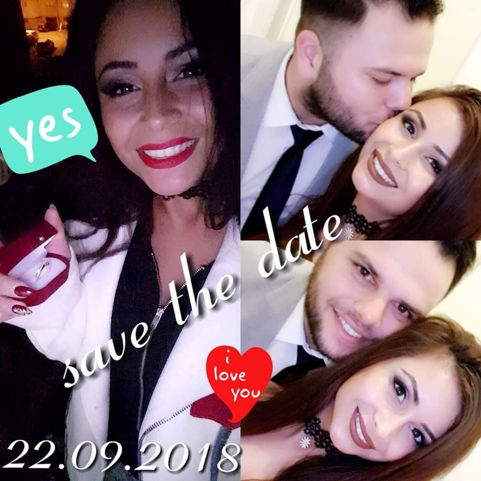Pe 22 septembrie trebuia să facă nunta